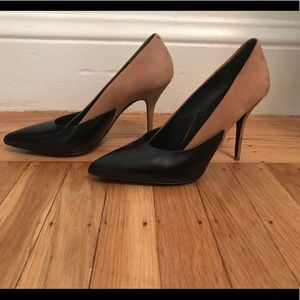 Alexander Wang Cicely Two Tone Pumps